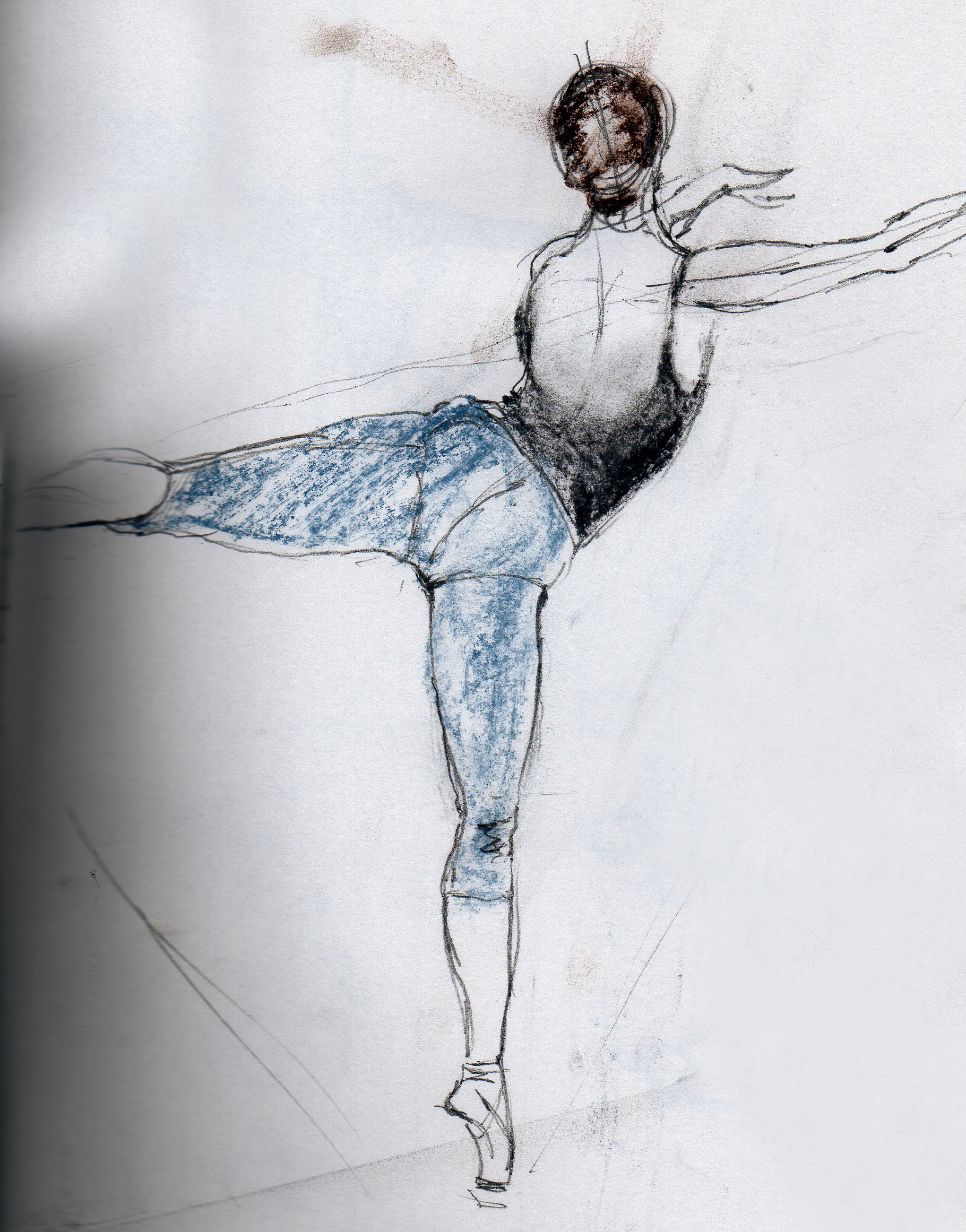 sketchbook arabesque