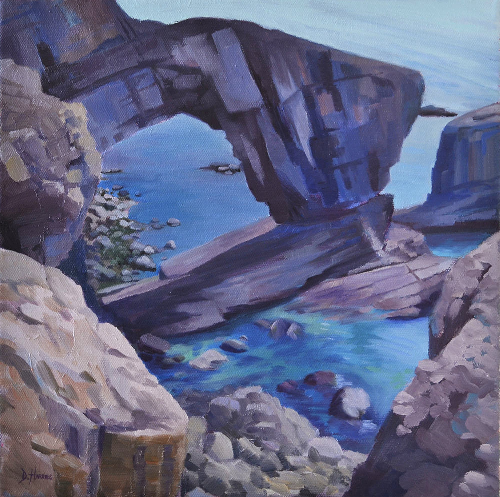 Green-Bridge-Oil-30x30cm-2016-2