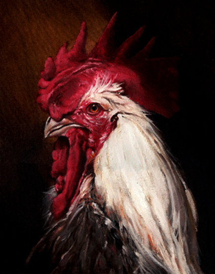 Birds in Oils with Mike Skidmore - 25th & 26th June 2021