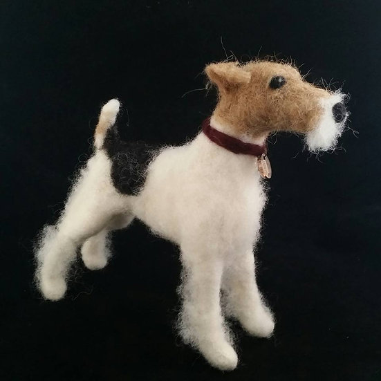 Needle Felting Animals with Furzie - Dogs - 10th October 2020
