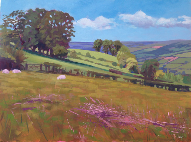Landscapes in Acrylics with Dawn Harries - 25th September 2020