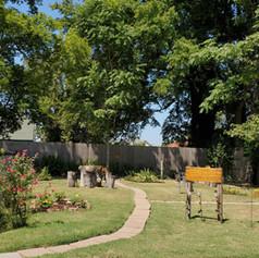 Christine Luckett Price Cook Prayer Garden