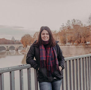 a photo of Arts2Life UK photography manager Madison Brook
