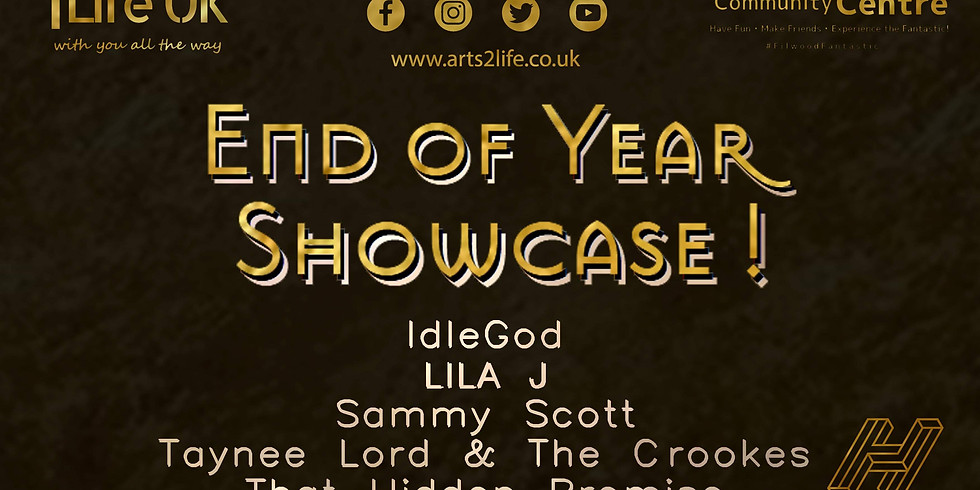End of Year Showcase