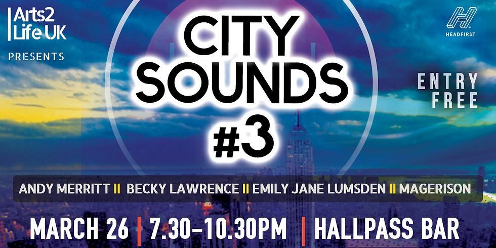 City Sounds #3