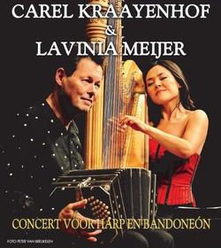 Carel Kraayenhof en Lavinia Meijer