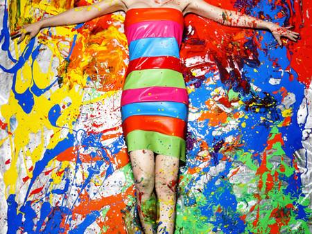 Delphine 'Attitude' solo expositie bij Guy Pieters Gallery in Knokke