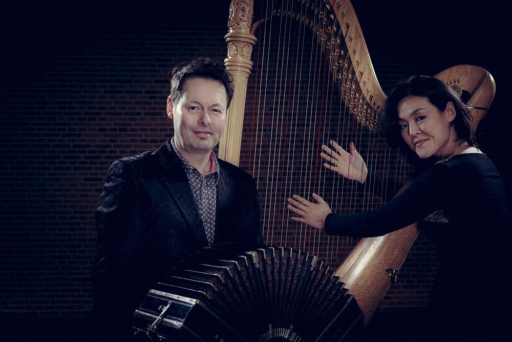 Karel Kraayenhof en Lavinia Meijer