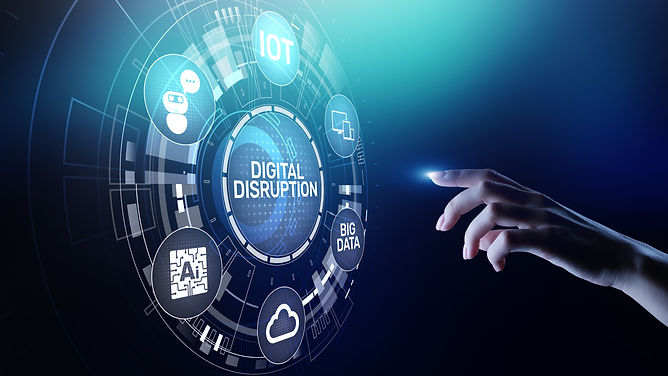 Digital Disruption. Disruptive business