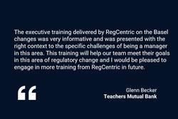 TMB Training Quote