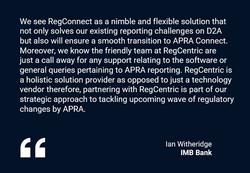IMB RegConnect Quote