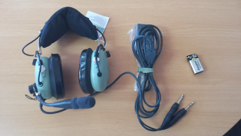 David Clark ENC (Noise Cancelling) Headset H10-13x