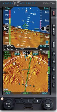EFD1000 Pro MAX PFD System