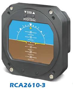 RCA 2610-3 Attitude Indicator