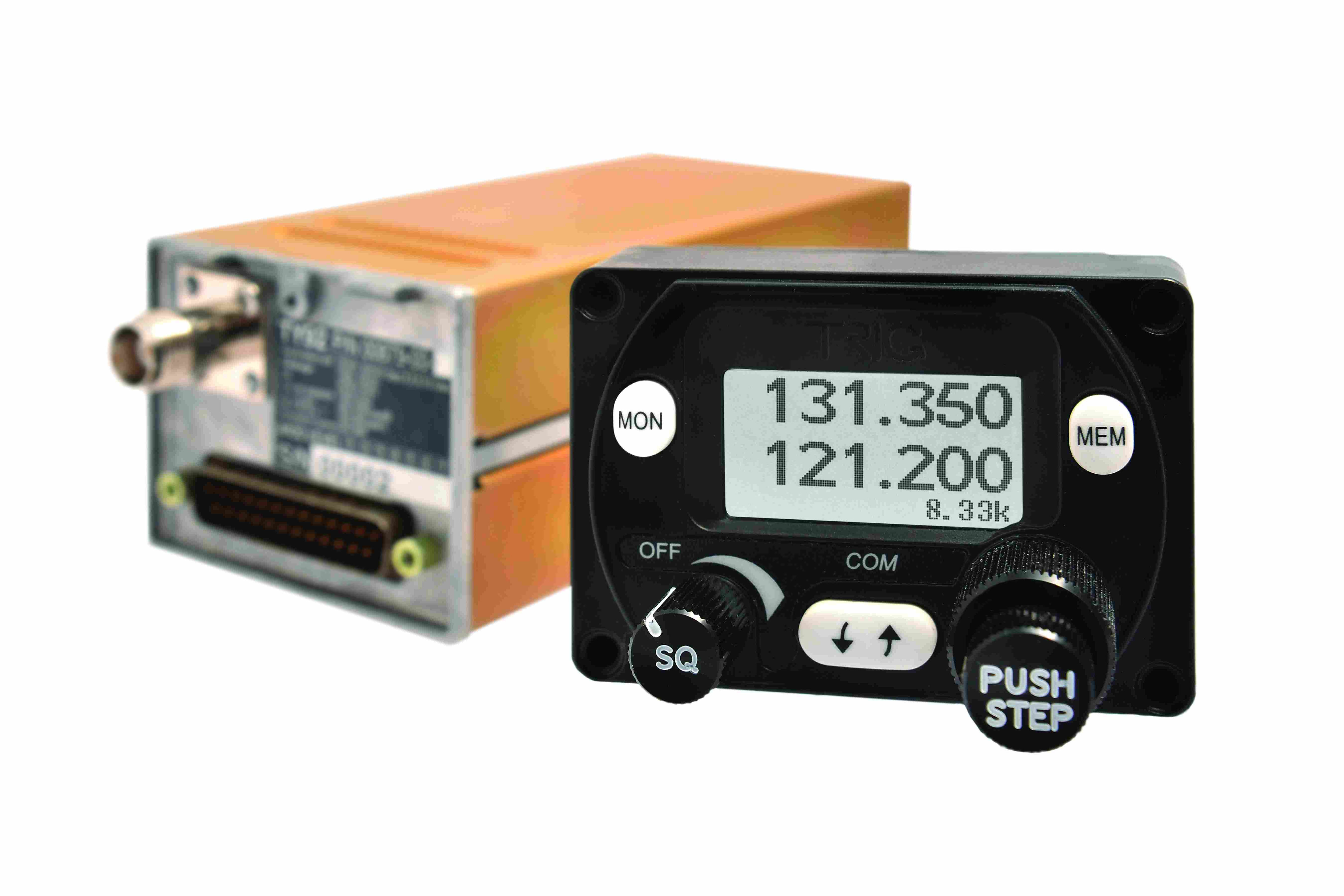TRIG TY91 6 Watt VHF Transceiver TSO Kit