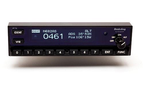 KT74 ADS-B / Mode S Transponder (STC Kit)