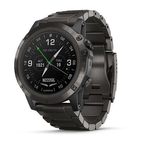 D2 Delta PX Aviator Watch
