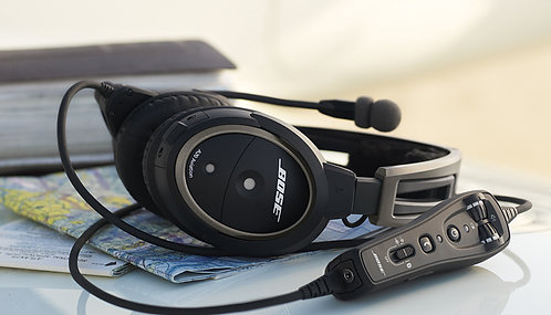 Bose® A20® Aviation Headset GA (without Bluetooth)