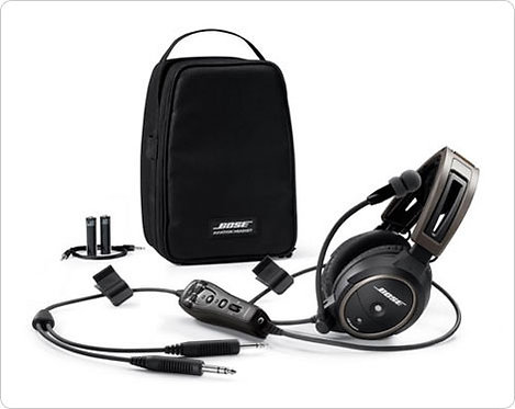 Bose® A20® Aviation Headset GA with Bluetooth