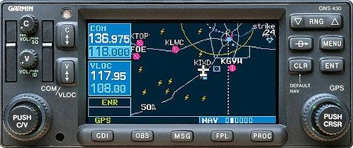 GNS 430W - GPS/NAV/COM - Newly Overhauled