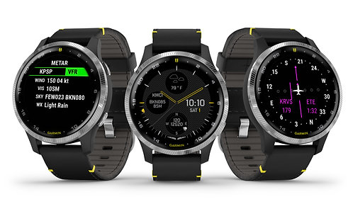 D2 AIR Aviator Smartwatch