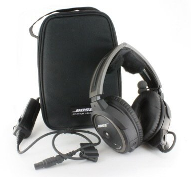 Bose® A20® Aviation Headset Flexpower  with Bluetooth