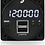 Thumbnail: MD93 Series Digital Clock/USB Charger