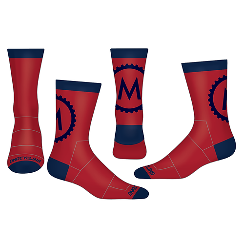 "Myeloma Crowd 6"" Performance Sock"
