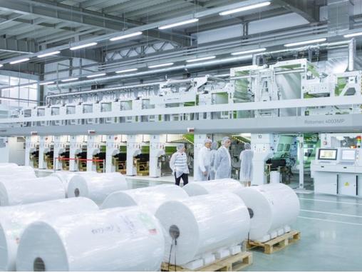 Navigator completes plant expansion due diligence for packaging in Ukraine