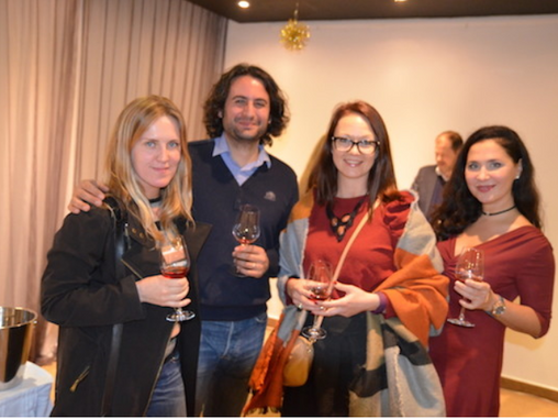 Zambartas Wine Tasting at the Londa Hotel