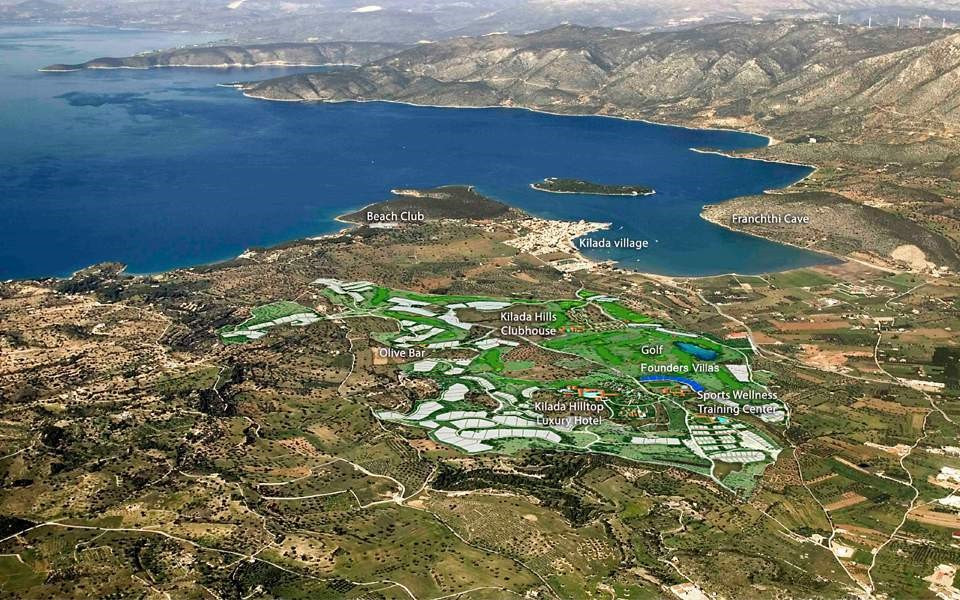 Kilada Hills, Greece, Adonis, Investment, Golf, Resort, Consulting, Navigator