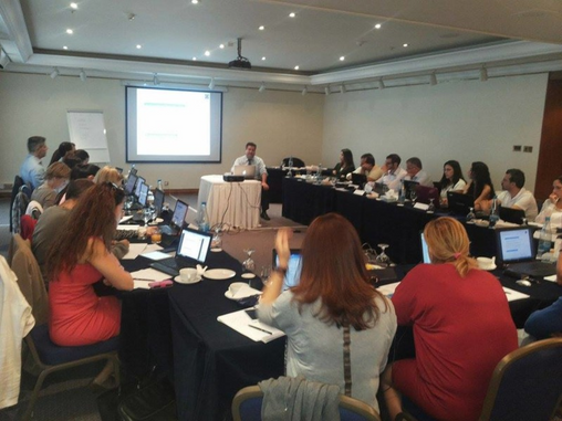Ten Small Enterprises complete the Customer Experience Management Training in Limassol