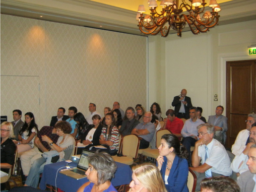 ECN Holds First Meeting in Athens