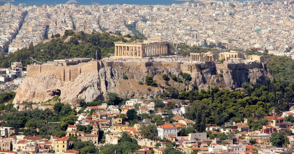 Financing Vocation Education & Training in Greece