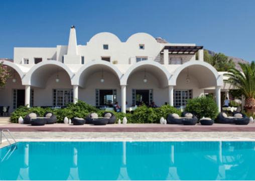 Santorini NM Hotel for Sale
