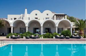 Santorini, Hotel, Tourism, Investment, Sale, Navigator, Consulting