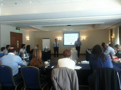 12 Firms complete Content Marketing Training in Cyprus