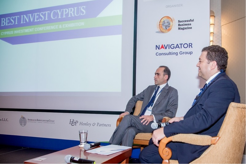 Invest, Speaker, Navigator, Consulting, Innovation, Cyprus, Limassol, Conference