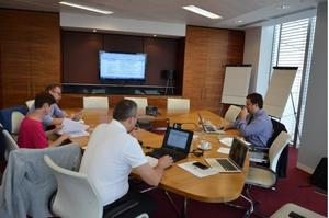 InterCom, Meeting, London, Innovation, Entrepreneurship, Training, Navigator, Consulting, Business