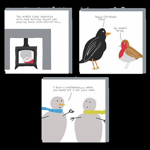 Christmas card bundle 2