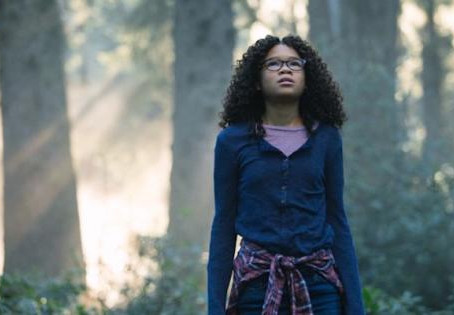 A Wrinkle In Time is surprisingly flat
