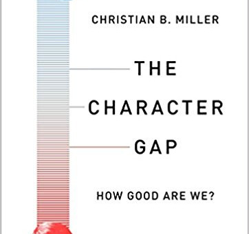 Closing the character gap