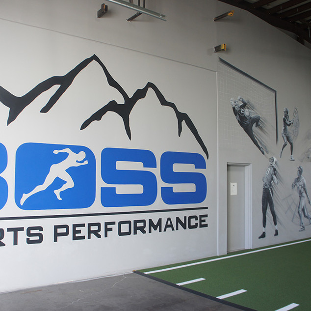 Boss Sports Performance