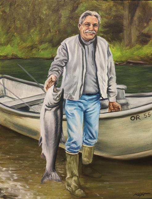 """""""Salmon"""""""