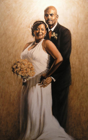 The Jones wedding.