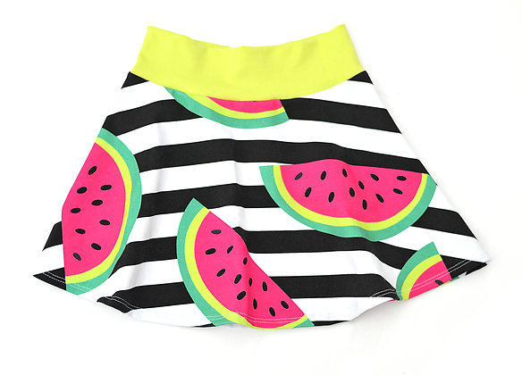 Watermelon Skirt 3T