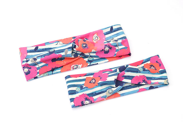 Mommy &  Me Headbands Floral