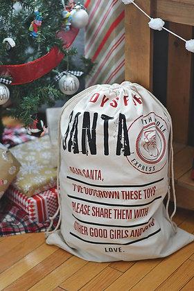 Santa Sacks Pre Order