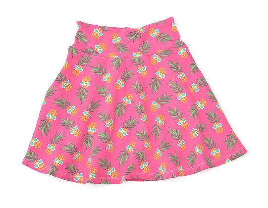Pineapple Skirt 4T