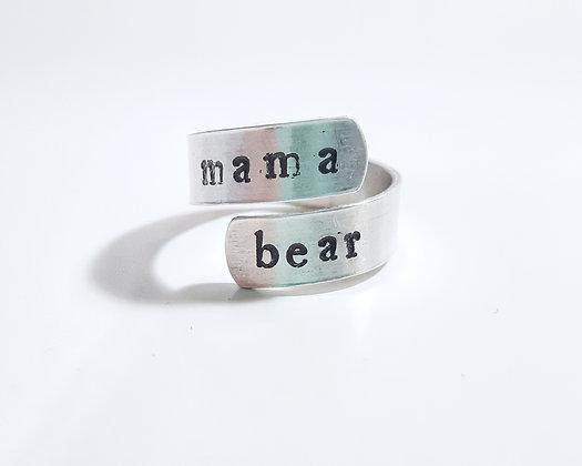 Custom Wrap Ring